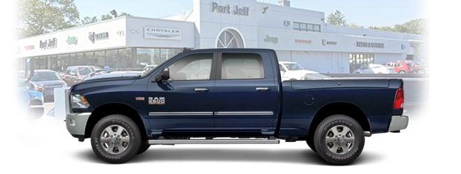 Port Jeff Dodge >> 2017 Ram 2500 Commercial Trucks In Port Jefferson Long