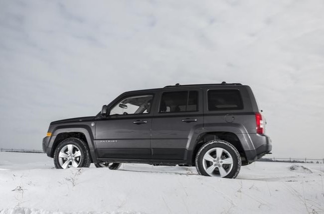 ... 2017 Jeep Patriot Delivers Up To 2,000 Lbs. Of Towing Capacity