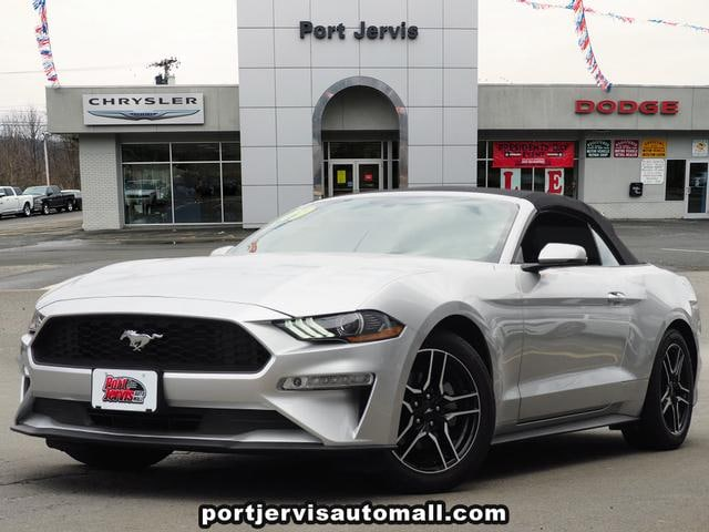 2019 Ford Mustang Ecoboost EcoBoost  Convertible
