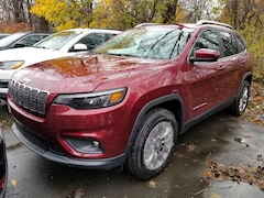 New 2019 Jeep Cherokee LATITUDE PLUS 4X4 Sport Utility for sale in Port Jervis, NY