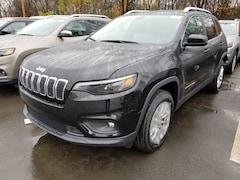New 2019 Jeep Cherokee LATITUDE 4X4 Sport Utility for sale in Port Jervis, NY