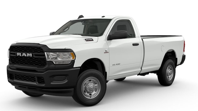 New 2019 Ram 2500 TRADESMAN REGULAR CAB 4X4 8' BOX Regular Cab for sale at Port Jervis Auto Mall in Port Jervis, NY