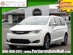 Certified 2017 Chrysler Pacifica Limited Limited  Mini-Van for sale in Port Jervis, New York at Port Jervis Auto Mall