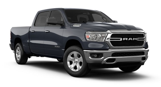 New 2019 Ram 1500 BIG HORN / LONE STAR CREW CAB 4X4 6'4 BOX Crew Cab for sale at Port Jervis Auto Mall in Port Jervis, NY