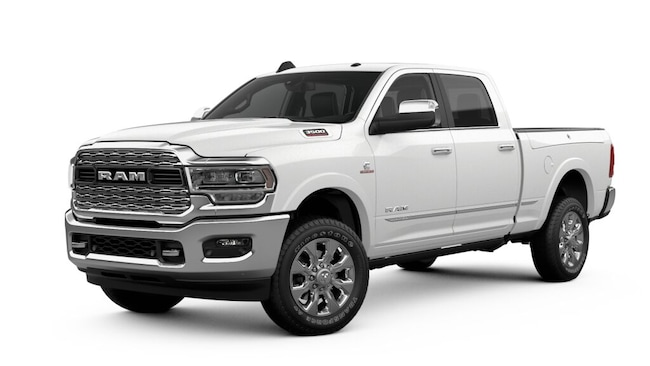 New 2019 Ram 3500 LIMITED CREW CAB 4X4 6'4 BOX Crew Cab for sale at Port Jervis Auto Mall in Port Jervis, NY