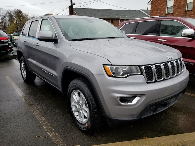 New 2019 Jeep Grand Cherokee LAREDO E 4X4 Sport Utility for sale at Port Jervis Auto Mall in Port Jervis, NY