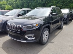 New 2019 Jeep Cherokee For Sale in Port Jervis