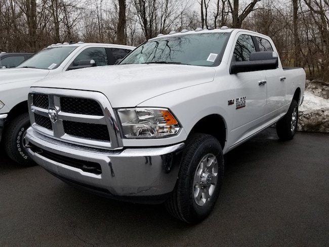 New 2018 Ram 3500 SLT CREW CAB 4X4 6'4 BOX Crew Cab for sale at Port Jervis Auto Mall in Port Jervis, NY