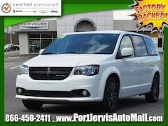Certified 2018 Dodge Grand Caravan SE Minivan/Van for sale in Port Jervis, New York at Port Jervis Auto Mall