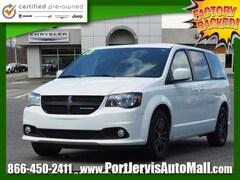 Used 2018 Dodge Grand Caravan SE Minivan/Van 2C4RDGBG0JR202178 U22687 for sale in Port Jervis, NY