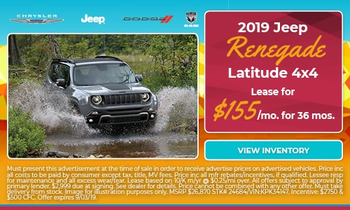 Port Jervis Auto Mall | New 2019 & Used Chrysler Dodge Jeep