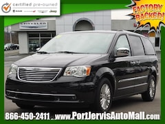 Certified 2016 Chrysler Town & Country Limited Limited  Mini-Van for sale in Port Jervis, New York at Port Jervis Auto Mall