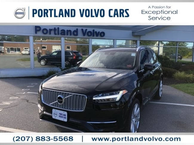 New 2019 Volvo XC90 T6 Inscription SUV For Sale/Lease Scarborough, ME