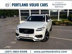 New 2019 Volvo XC90 T5 R-Design SUV Scarborough ME
