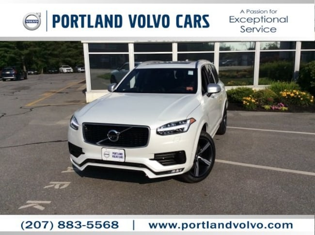 New 2019 Volvo XC90 T5 R-Design SUV For Sale/Lease Scarborough, ME