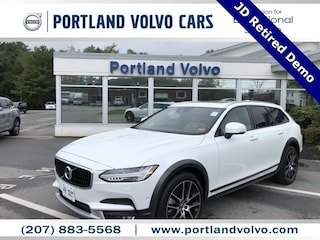 New 2018 Volvo V90 Cross Country T6 AWD Wagon Scarborough ME