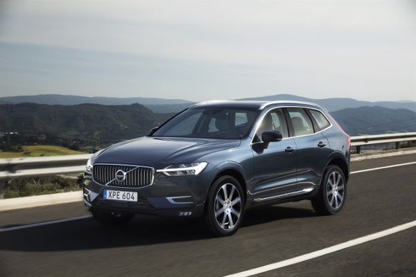 all-new 2018 volvo xc60 available to order via overseas delivery