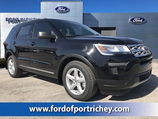 New 2019 Ford Explorer XLT SUV Port Richey, Florida