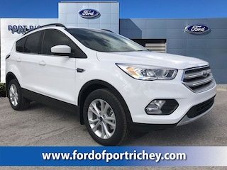 New 2018 Ford Escape SEL SUV Port Richey, Florida
