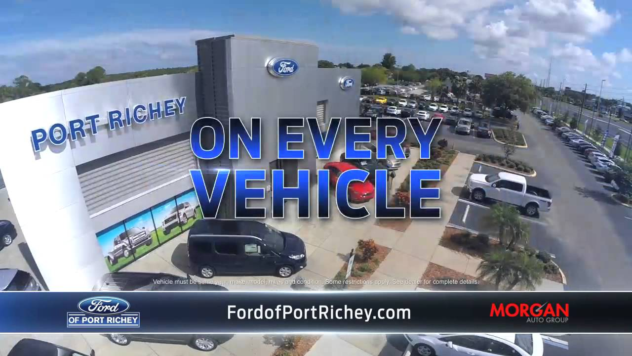 Why Buy From Ford Of Port Richey, Clearwater Beach, Land O'Lakes, New Port Richey, Palm Harbor, Safety Harbor, St. Petersburg, Tarpon Springs, Spring Hill, Hudson, Holiday, The Villages, Tampa, Wesley Chapel, Zephyrhills