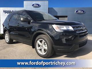 New 2018 Ford Explorer Base SUV Port Richey, Florida