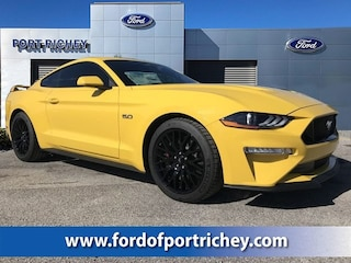 New 2018 Ford Mustang GT Coupe Port Richey, Florida