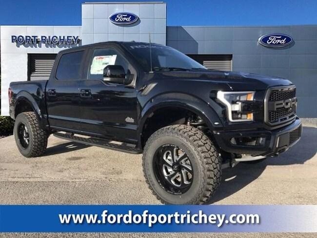 2018 Ford F-150 Raptor Rocky Ridge ALPINE Edition Truck
