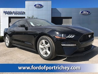 New 2018 Ford Mustang Ecoboost Coupe Port Richey, Florida