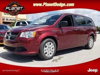 New 2019 Dodge Grand Caravan SE Passenger Van Miami