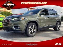 2020 Jeep Cherokee LIMITED FWD Sport Utility 1C4PJLDB8LD565375