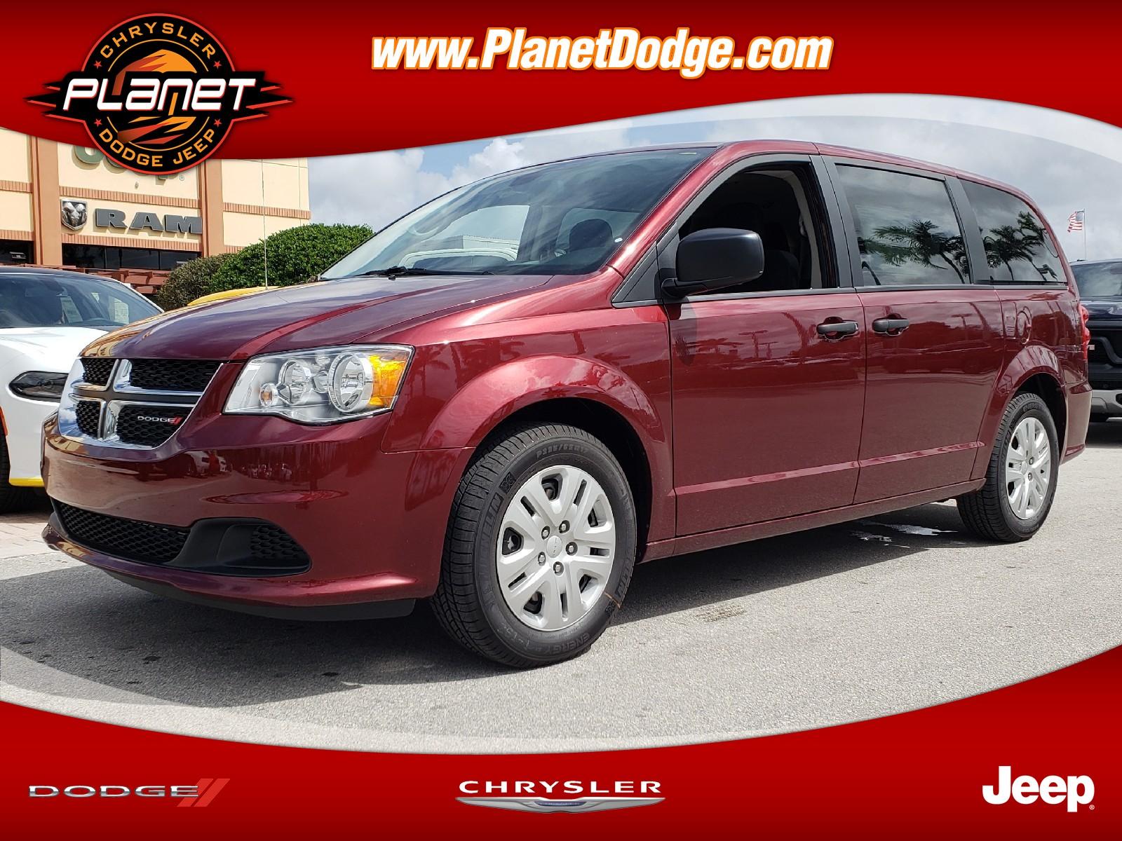 2019 Dodge Grand Caravan Passenger Van