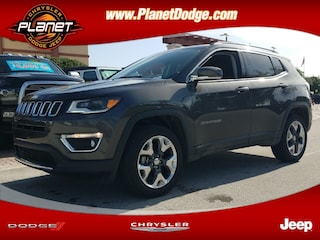 New 2018 Jeep Compass LIMITED 4X4 Sport Utility Miami