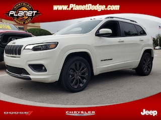 New 2019 Jeep Cherokee HIGH ALTITUDE FWD Sport Utility 1C4PJLDN5KD381147 for sale in Miami, FL