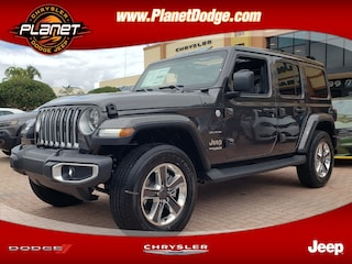 New 2020 Jeep Wrangler 1C4HJXEG0LW280194 Miami