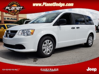 New 2019 Dodge Grand Caravan SE Passenger Van Miami