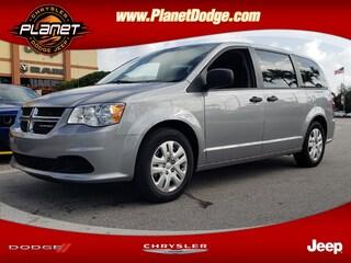 New 2020 Dodge Grand Caravan SE Passenger Van 2C4RDGBG5LR155488 Miami