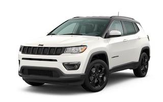 New 2020 Jeep Compass ALTITUDE FWD Sport Utility 3C4NJCBB0LT176718 Miami