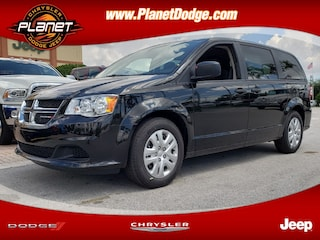 New 2019 Dodge Grand Caravan SE Passenger Van 2C4RDGBGXKR528264 Miami