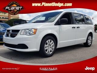 New 2020 Dodge Grand Caravan SE Passenger Van 2C4RDGBG0LR197180 Miami