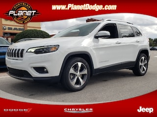 New 2020 Jeep Cherokee LIMITED FWD Sport Utility 1C4PJLDB7LD615053 for sale in Miami, FL