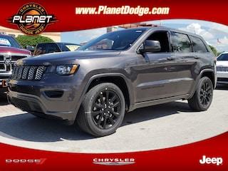 New 2019 Jeep Grand Cherokee ALTITUDE 4X2 Sport Utility 1C4RJEAG6KC530472 Miami