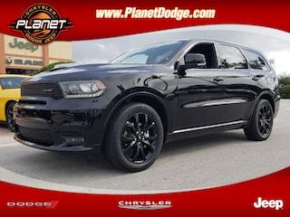 New 2019 Dodge Durango GT PLUS RWD Sport Utility 1C4RDHDG8KC533765 Miami