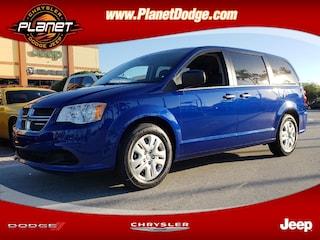 New 2019 Dodge Grand Caravan SE Passenger Van 2C4RDGBG6KR547023 Miami
