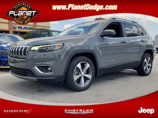New 2020 Jeep Cherokee LIMITED FWD Sport Utility 1C4PJLDB0LD615055 for sale in Miami, FL