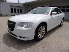 Certified Pre-Owned 2015 Chrysler 300 C Sedan U1970A for Sale in Madison, WI, at Poulin Chysler Dodge Jeep Ram