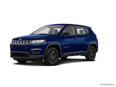 New 2019 Jeep Compass SPORT 4X4 Sport Utility J19060 for Sale in Rochester, NH, at Poulin Chrysler Dodge Jeep Ram