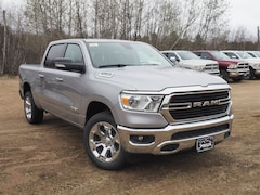 New 2019 Ram 1500 BIG HORN / LONE STAR CREW CAB 4X4 5'7 BOX Crew Cab R19085 for Sale in Rochester, NH, at Poulin Chrysler Dodge Jeep Ram