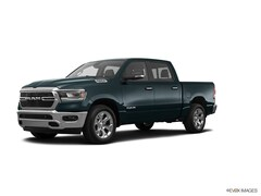 New 2019 Ram 1500 BIG HORN / LONE STAR CREW CAB 4X4 5'7 BOX Crew Cab R19042 for Sale in Rochester, NH, at Poulin Chrysler Dodge Jeep Ram