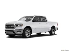New 2019 Ram 1500 BIG HORN / LONE STAR CREW CAB 4X4 5'7 BOX Crew Cab R19044 for Sale in Rochester NH at Poulin Chrysler Jeep Dodge Ram