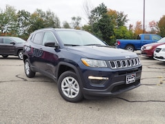 New 2019 Jeep Compass SPORT 4X4 Sport Utility J19062 for Sale in Rochester, NH, at Poulin Chrysler Dodge Jeep Ram